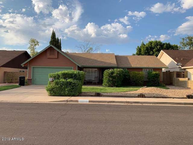 6458 E Fairfield Street, Mesa, AZ 85205 (MLS #5974364) :: The Laughton Team