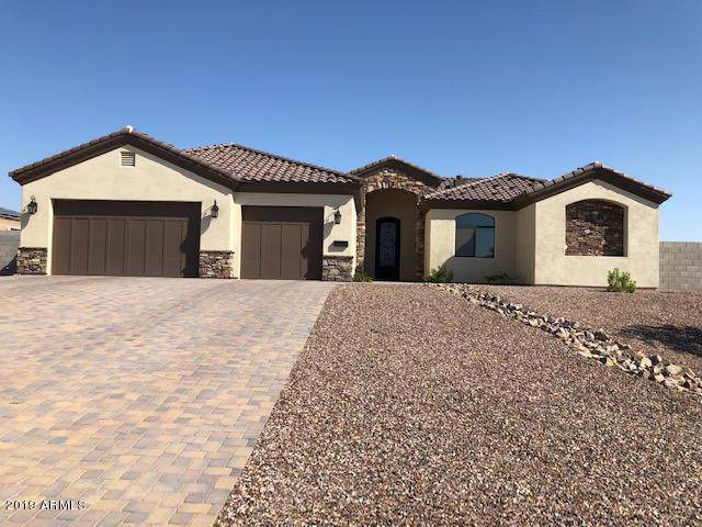 10290 W Shetland Lane, Casa Grande, AZ 85194 (MLS #5974822) :: My Home Group
