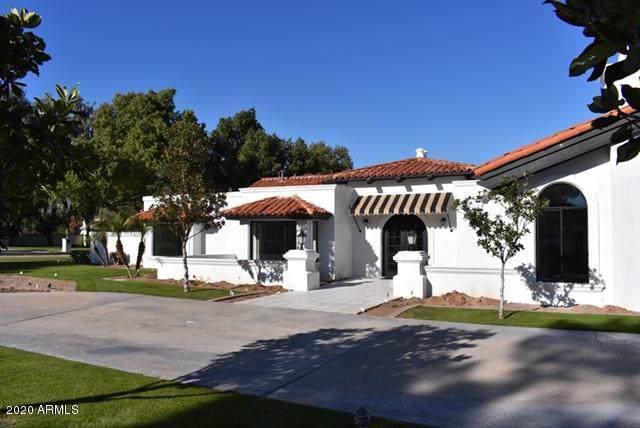 6120 E Naumann Drive, Paradise Valley, AZ 85253 (MLS #5975090) :: The Kenny Klaus Team