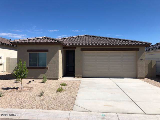 1738 S Hayley Road, Apache Junction, AZ 85119 (MLS #5975699) :: The Kenny Klaus Team