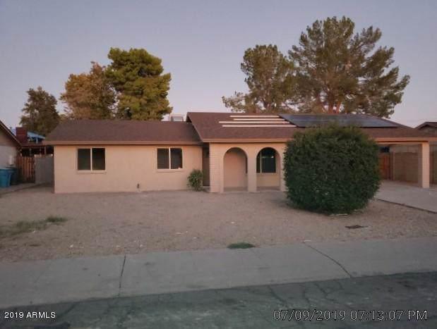 11839 N 40TH Drive, Phoenix, AZ 85029 (MLS #5975708) :: The W Group