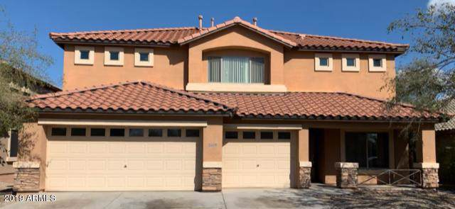 2475 S 161ST Drive, Goodyear, AZ 85338 (MLS #5977128) :: Cindy & Co at My Home Group