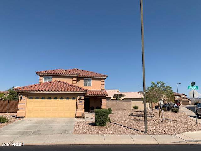 22088 W Solano Drive, Buckeye, AZ 85326 (MLS #5977832) :: Kepple Real Estate Group