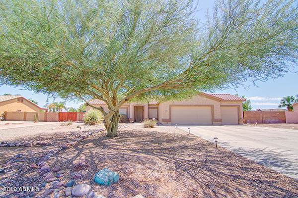 219 E Rosebud Drive, San Tan Valley, AZ 85143 (MLS #5978745) :: The Garcia Group