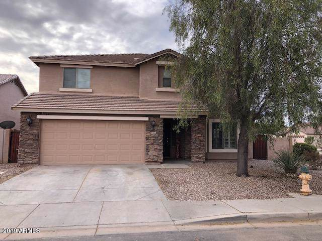 1523 E Racine Drive, Casa Grande, AZ 85122 (MLS #5979108) :: Openshaw Real Estate Group in partnership with The Jesse Herfel Real Estate Group