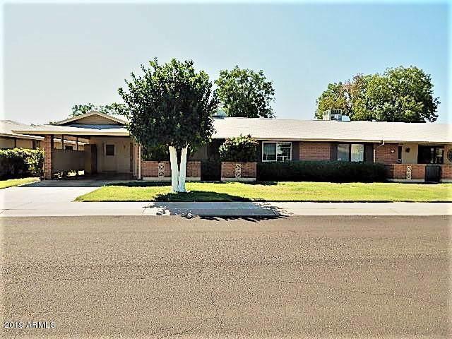 10115 W Mountain View Road, Sun City, AZ 85351 (MLS #5979143) :: The Daniel Montez Real Estate Group