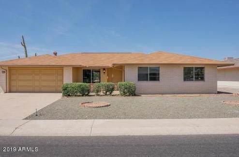 14020 N Sahara Drive, Sun City, AZ 85351 (MLS #5979797) :: Brett Tanner Home Selling Team