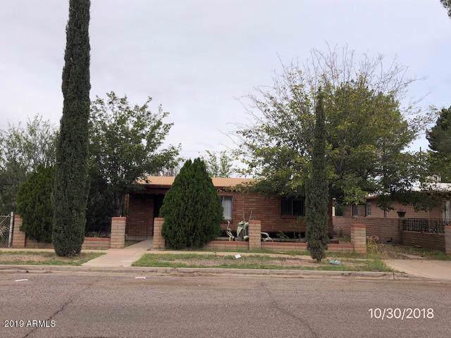 1120 E 4TH Street, Douglas, AZ 85607 (MLS #5979894) :: Brett Tanner Home Selling Team