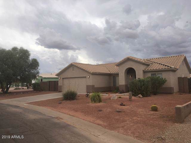 10915 W San Lazaro Drive, Arizona City, AZ 85123 (MLS #5979969) :: Scott Gaertner Group