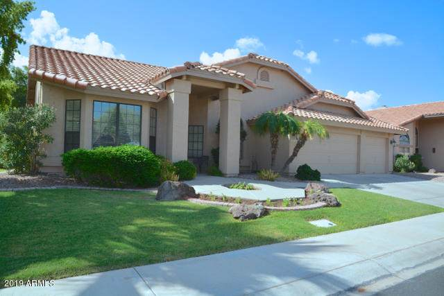 1513 W Devon Drive, Gilbert, AZ 85233 (MLS #5980055) :: Revelation Real Estate