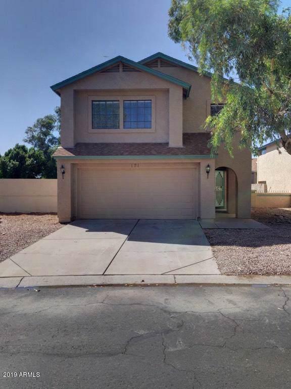 921 S Val Vista Drive #121, Mesa, AZ 85204 (MLS #5981185) :: Arizona 1 Real Estate Team