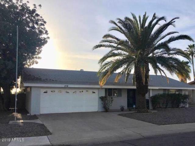 258 N 62ND Street, Mesa, AZ 85205 (MLS #5981562) :: Kortright Group - West USA Realty