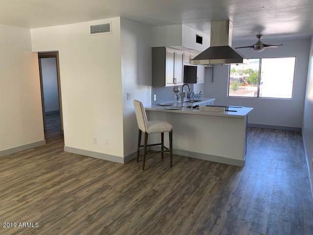 721 E Montebello Avenue #203, Phoenix, AZ 85014 (MLS #5981826) :: Santizo Realty Group