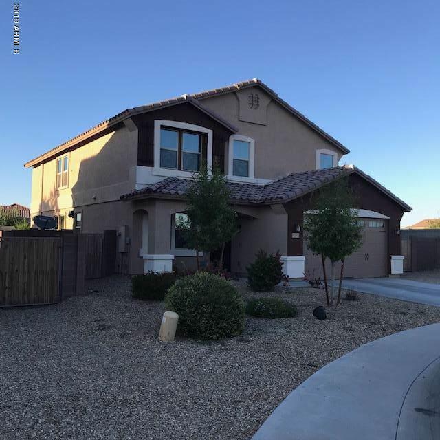 11952 W Calle Hermosa Lane, Avondale, AZ 85323 (MLS #5981979) :: The Luna Team