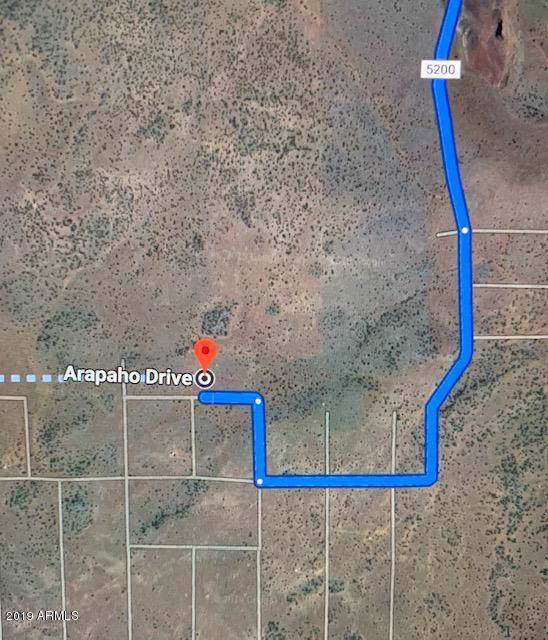 0 Arapaho Drive, Concho, AZ 85924 (MLS #5984796) :: Kepple Real Estate Group
