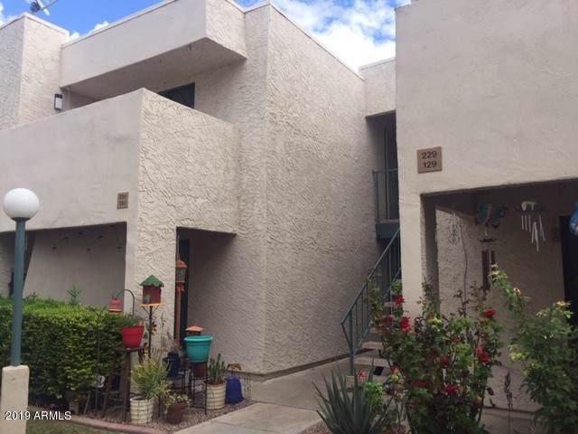 1920 W Lindner Avenue #230, Mesa, AZ 85202 (MLS #5985915) :: Devor Real Estate Associates