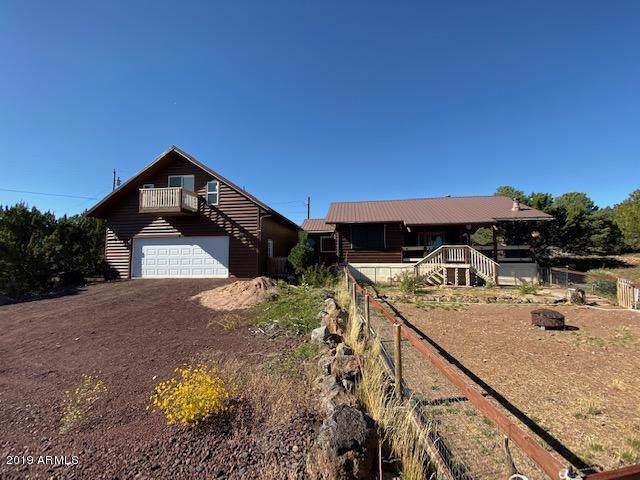 6 Acr 3095, Vernon, AZ 85940 (MLS #5986157) :: The Kenny Klaus Team