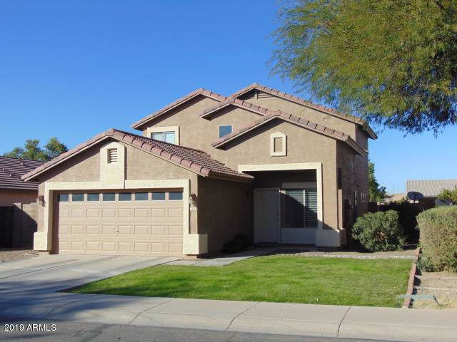 1314 E 10TH Place, Casa Grande, AZ 85122 (MLS #5987992) :: The W Group