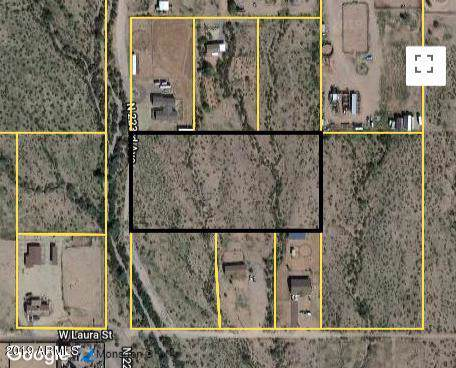 0 N 223rd Avenue, Wittmann, AZ 85361 (MLS #5988756) :: Brett Tanner Home Selling Team
