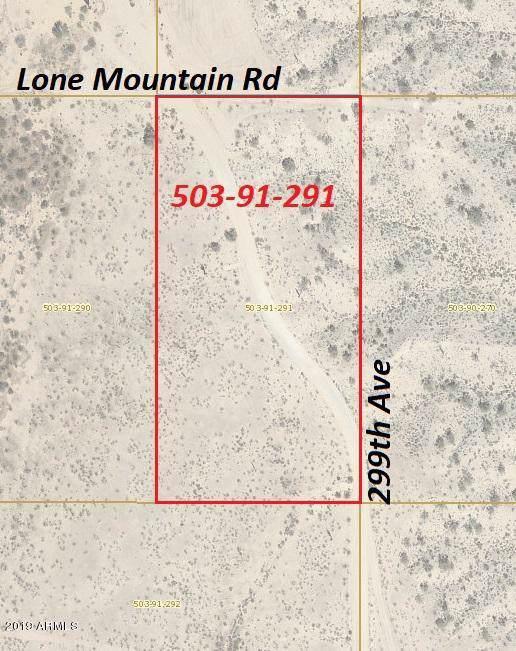299xx W Lone Mountain Road, Wittmann, AZ 85361 (MLS #5988952) :: Brett Tanner Home Selling Team