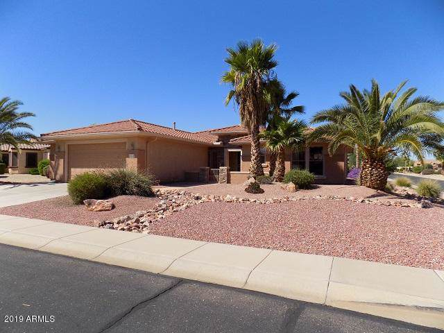 16910 W Oasis Springs Way, Surprise, AZ 85387 (MLS #5989165) :: The Ford Team