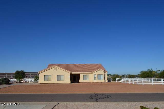 24958 S 194th Street, Queen Creek, AZ 85142 (MLS #5989387) :: Santizo Realty Group