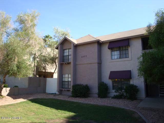 1077 W 1ST Street #206, Tempe, AZ 85281 (MLS #5989475) :: Arizona Home Group