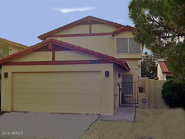 14236 N 49TH Drive, Glendale, AZ 85306 (MLS #5989679) :: The W Group