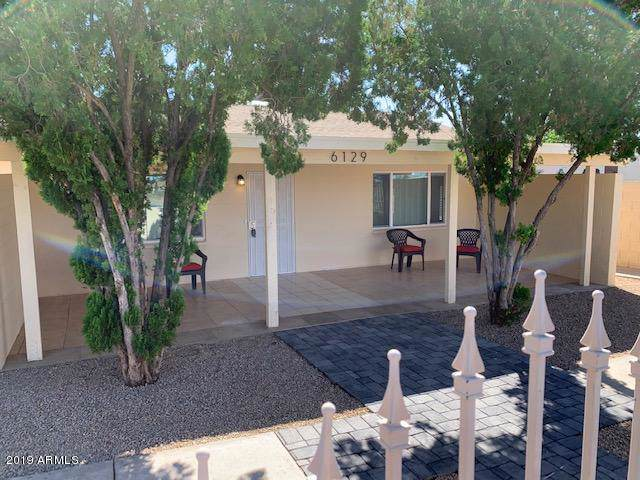 6129 W Orangewood Avenue, Glendale, AZ 85301 (MLS #5990785) :: Lifestyle Partners Team