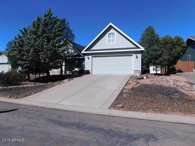 512 N Eagle Ridge Road, Payson, AZ 85541 (MLS #5991754) :: Brett Tanner Home Selling Team