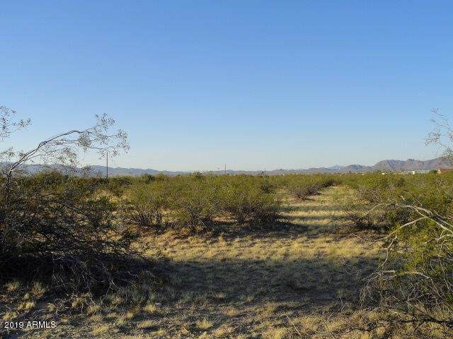 0 N Pete Road, Aguila, AZ 85320 (MLS #5991884) :: The Bill and Cindy Flowers Team