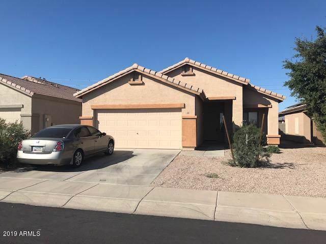 86 6TH Avenue W, Buckeye, AZ 85326 (MLS #5991908) :: Conway Real Estate