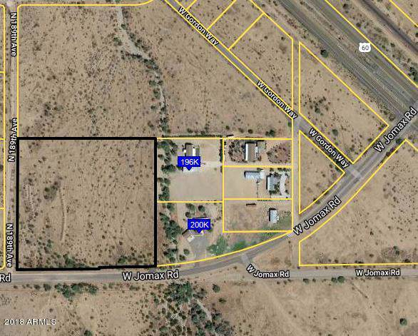 xxxx W Jomax Road, Surprise, AZ 85387 (MLS #5993099) :: Maison DeBlanc Real Estate