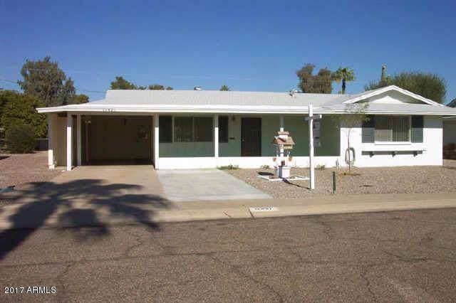 12437 N Saint Andrew Drive, Sun City, AZ 85351 (MLS #5994116) :: Occasio Realty