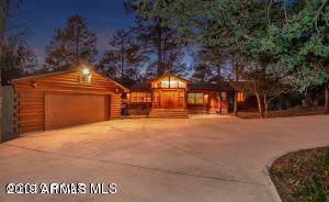 1205 W Sylvan Drive, Prescott, AZ 86305 (MLS #5994160) :: The Kenny Klaus Team