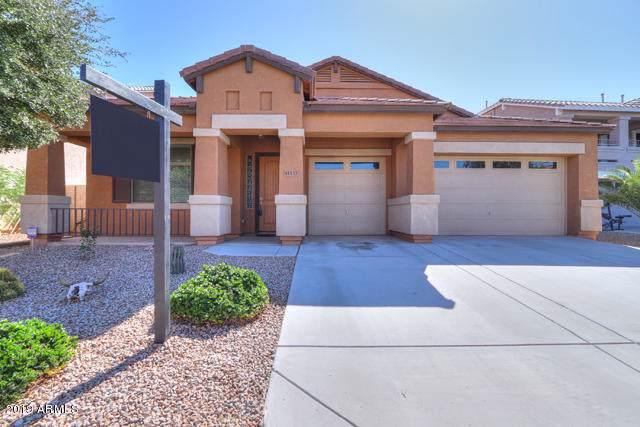 41133 W Robbins Drive, Maricopa, AZ 85138 (MLS #5994575) :: The Pete Dijkstra Team