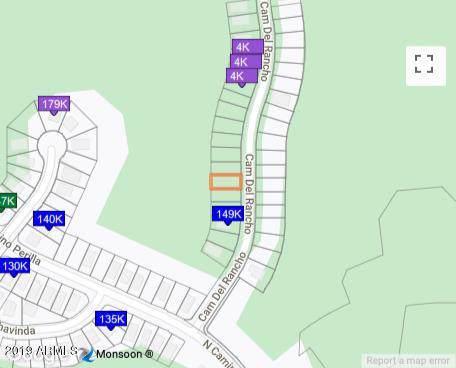 Lot 6 E Rancho Perilla, Douglas, AZ 85607 (MLS #5994637) :: The W Group
