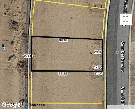LOT 8 E Camino Del Rancho, Douglas, AZ 85067 (MLS #5994665) :: The W Group