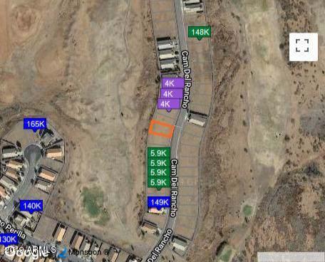 LOT 11 E Camino Del Rancho, Douglas, AZ 85607 (MLS #5994699) :: The Kenny Klaus Team