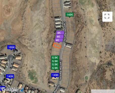 LOT 12 E Camino Del Rancho, Douglas, AZ 85607 (MLS #5994704) :: The Kenny Klaus Team