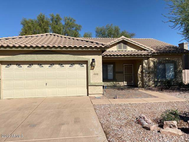 660 E Palo Verde Street, Casa Grande, AZ 85122 (MLS #5995129) :: Lux Home Group at  Keller Williams Realty Phoenix