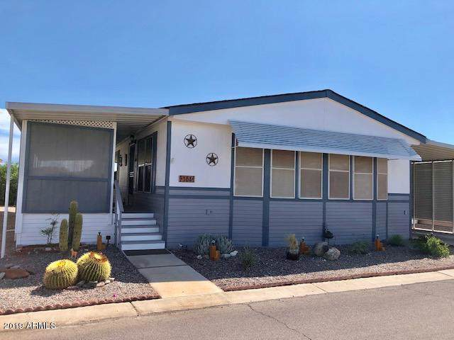 2501 W Wickenburg Way #315, Wickenburg, AZ 85390 (MLS #5995649) :: Kortright Group - West USA Realty
