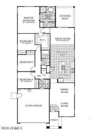 1743 E Elegante Drive, Casa Grande, AZ 85122 (MLS #5996114) :: The Kenny Klaus Team