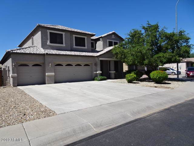 2840 N 103RD Drive, Avondale, AZ 85392 (MLS #5997345) :: The Kenny Klaus Team