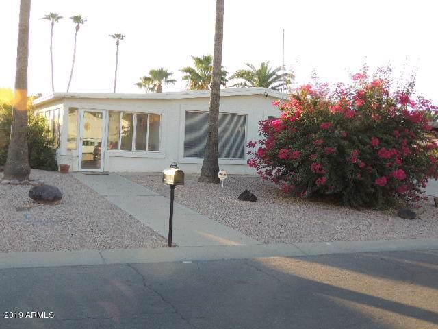 9001 E Sun Lakes Boulevard N, Sun Lakes, AZ 85248 (MLS #5997497) :: The Kenny Klaus Team