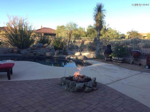9718 E Chuckwagon Lane, Scottsdale, AZ 85262 (MLS #6000201) :: Brett Tanner Home Selling Team