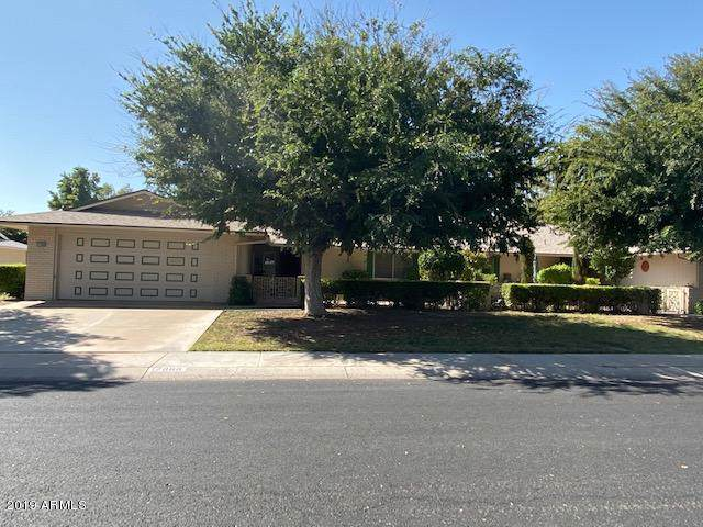 17888 N 99TH Drive, Sun City, AZ 85373 (MLS #6000456) :: Devor Real Estate Associates