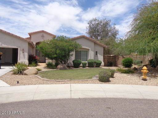 29612 W Columbus Avenue, Buckeye, AZ 85396 (MLS #6001203) :: Openshaw Real Estate Group in partnership with The Jesse Herfel Real Estate Group