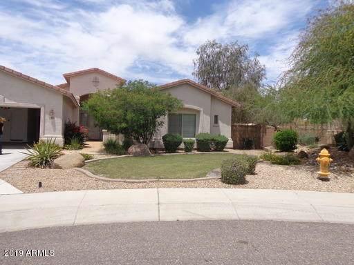 29612 W Columbus Avenue, Buckeye, AZ 85396 (MLS #6001203) :: Long Realty West Valley