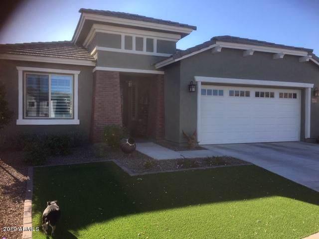 20477 W Kino Avenue, Buckeye, AZ 85396 (MLS #6002124) :: Long Realty West Valley